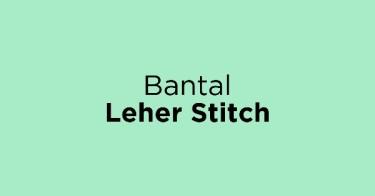 Bantal Leher Stitch