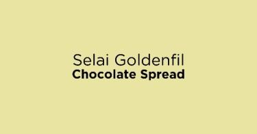 Selai Goldenfil Chocolate Spread