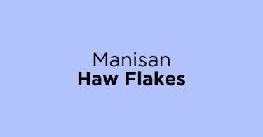 Manisan Haw Flakes