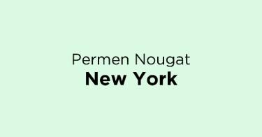 Permen Nougat New York