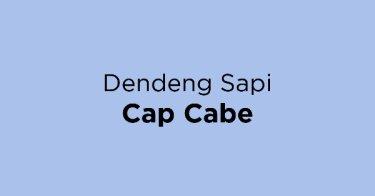 Dendeng Sapi Cap Cabe