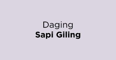 Daging Sapi Giling