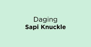 Daging Sapi Knuckle