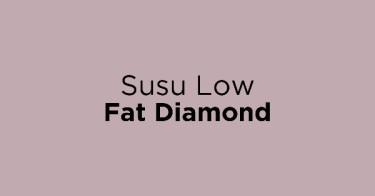 Susu Low Fat Diamond