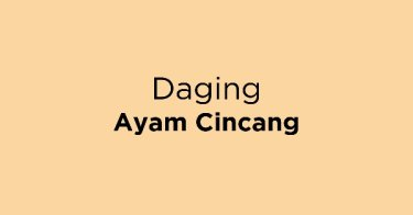 Daging Ayam Cincang