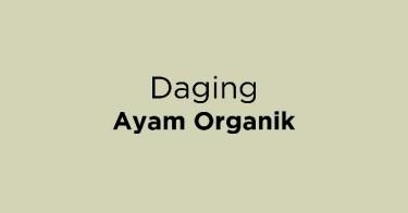 Daging Ayam Organik