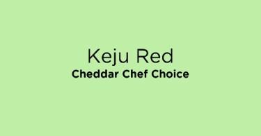Keju Red Cheddar Chef Choice