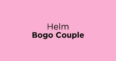 Helm Bogo Couple