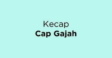Kecap Cap Gajah