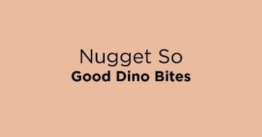 Nugget So Good Dino Bites