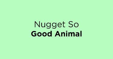 Nugget So Good Animal