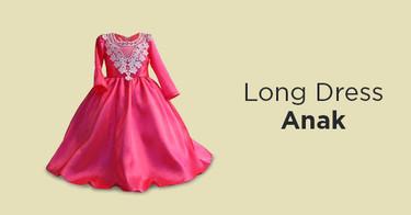 Long Dress Anak
