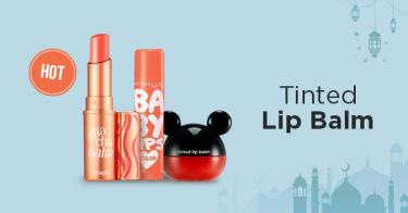 Tinted Lip Balm