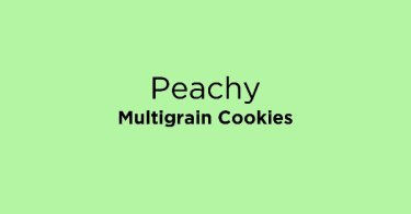 Peachy Multigrain Cookies