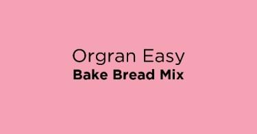 Orgran Easy Bake Bread Mix