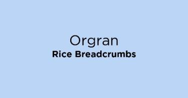 Orgran Rice Breadcrumbs