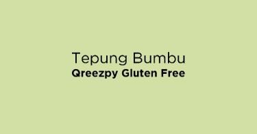Tepung Bumbu Qreezpy Gluten Free