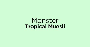 Monster Tropical Muesli