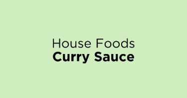 House Foods Curry Sauce