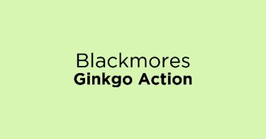 Blackmores Ginkgo Action