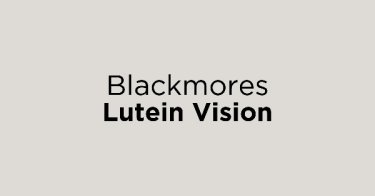 Blackmores Lutein Vision