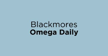 Blackmores Omega Daily