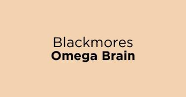 Blackmores Omega Brain
