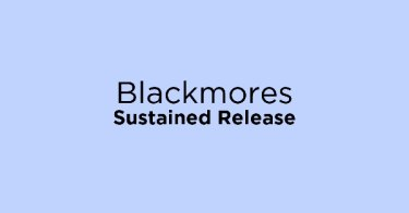 Blackmores Sustained Release