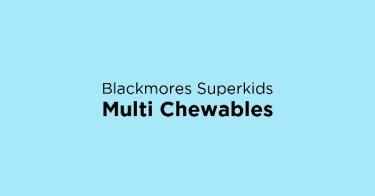 Blackmores Superkids Multi Chewables