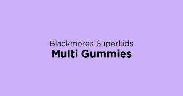 Blackmores Superkids Multi Gummies