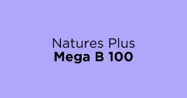 Natures Plus Mega B 100