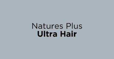 Natures Plus Ultra Hair