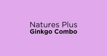 Natures Plus Ginkgo Combo Jakarta Barat