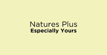 Natures Plus Especially Yours