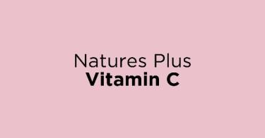 Natures Plus Vitamin C