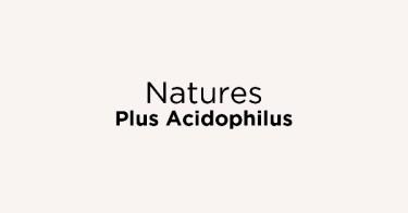 Natures Plus Acidophilus