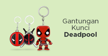 Gantungan Kunci Deadpool
