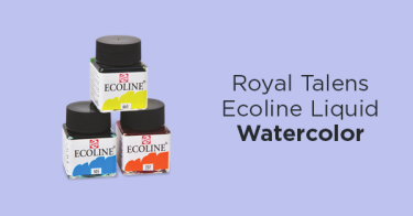 Talens Ecoline Liquid Watercolour