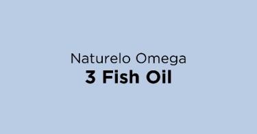 Naturelo Omega 3 Fish Oil DKI Jakarta