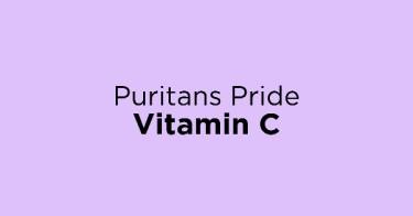 Puritans Pride Vitamin C