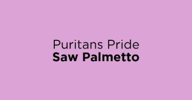 Puritans Pride Saw Palmetto