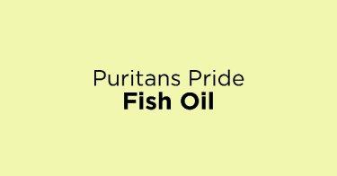 Puritans Pride Fish Oil