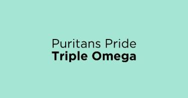 Puritans Pride Triple Omega