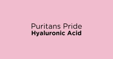 Puritans Pride Hyaluronic Acid