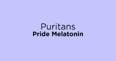 Puritans Pride Melatonin