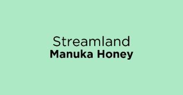 Streamland Manuka Honey