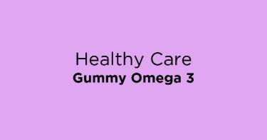 Healthy Care Gummy Omega 3