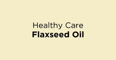 Healthy Care Flaxseed Oil