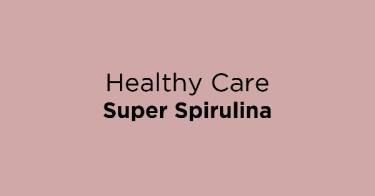 Healthy Care Super Spirulina