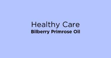 Healthy Care Bilberry Primrose Oil